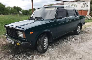 ВАЗ 2107 2107i 1.6 2005