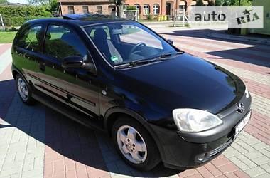 Opel Corsa 1.4i 16V 90KC 2002