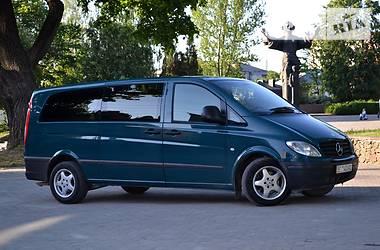 Mercedes-Benz Vito пасс. 115 Extra long 2004