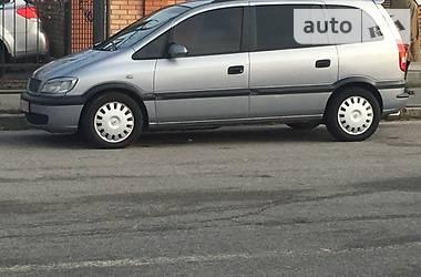 Opel Zafira irmcher 2001