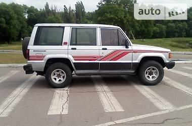 Isuzu Trooper 4WD DLX 1988