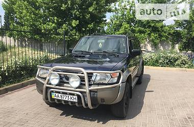 Nissan Patrol 2.8 TD 2000