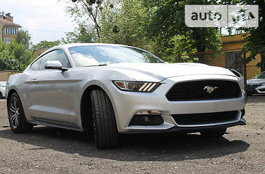 Ford Mustang 2.3 310hp 2016