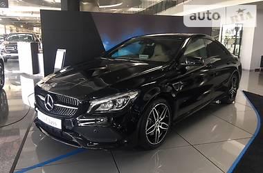 Mercedes-Benz CLA 220 4Matic 2018