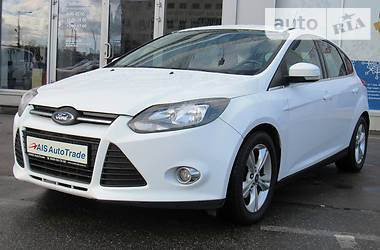 Ford Focus 1.6 AT 2013