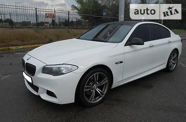 BMW 520 I  M-пакет 2012