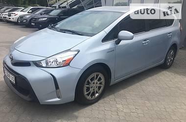 Toyota Prius Verso 2016