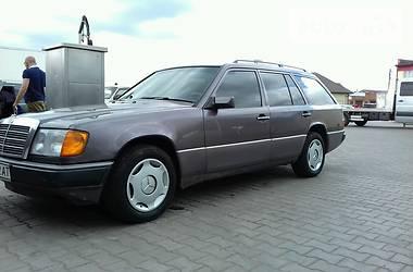 Mercedes-Benz E 230 w 124 1992