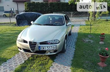 Alfa Romeo 156 2.0 JTS 165KC 2004