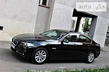 BMW 520 2015