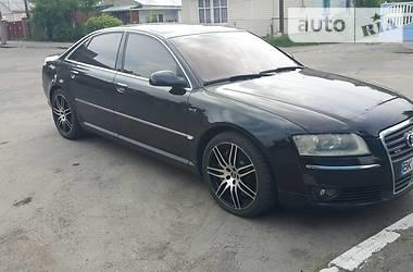 Audi A8 W12 2006