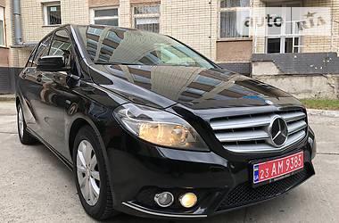 Mercedes-Benz B 180 CDI DISTRONIK 2012
