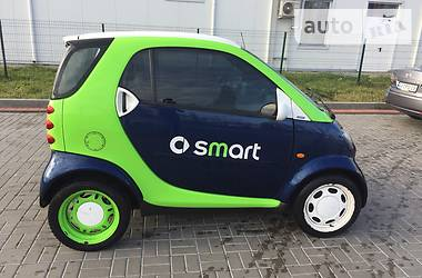 Smart Fortwo Pure 2006