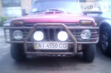 ВАЗ 2121 2121 1.6 1983