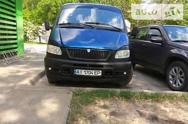 ГАЗ 2217 Соболь Баргузин 2004