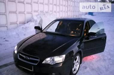 Subaru Legacy 3.0R 2004