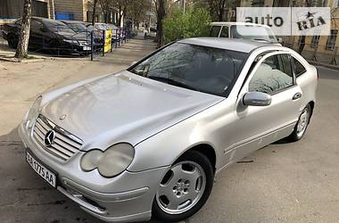 Mercedes-Benz C-Class c180 2002
