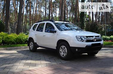 Renault Duster 4WD 2015