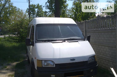Ford Transit груз.-пасс. 1992