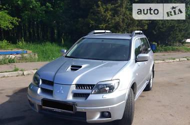 Mitsubishi Outlander 2.0 Turbo 2005