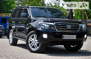 Toyota Land Cruiser 200 2008
