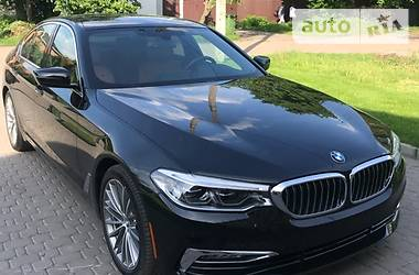 BMW 540 2017