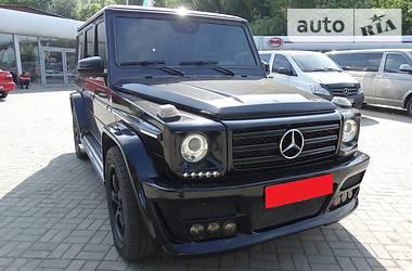 Mercedes-Benz G 500 2000