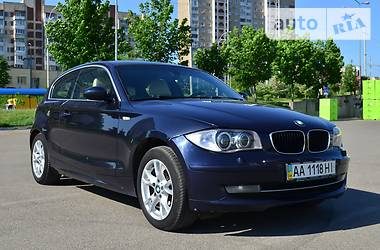 BMW 118 Coupe 2007