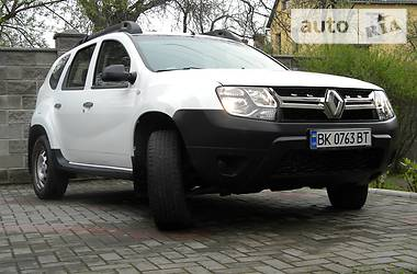Renault Duster 4 x 4 1.5 dci 2015