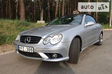 Mercedes-Benz CLK 500 2005