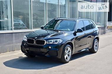 BMW X5 xDrive M-pack 2016