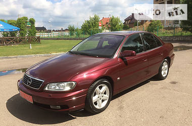Opel Omega LIMITED 2003