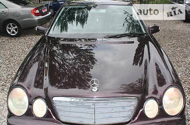 Mercedes-Benz E 280 2001