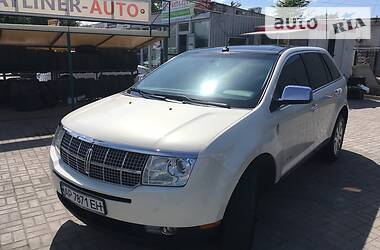 Lincoln MKX full 2008