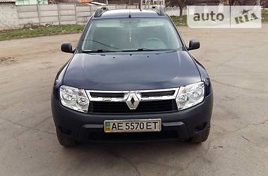 Renault Duster 2012