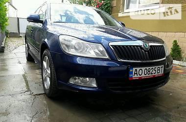 Skoda Octavia A5 2011