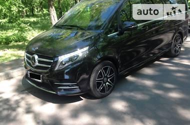 Mercedes-Benz V 250 2018