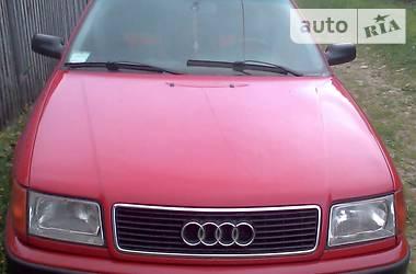 Audi 100 перехідна модель с4 1991