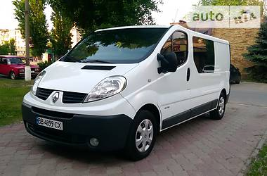 Renault Trafic пасс. LONG 2014