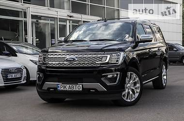 Ford Expedition 3.5 4WD MAX Platinum 2018