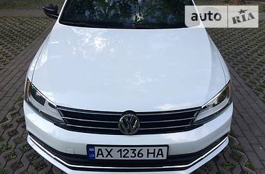Volkswagen Jetta Sport 2015