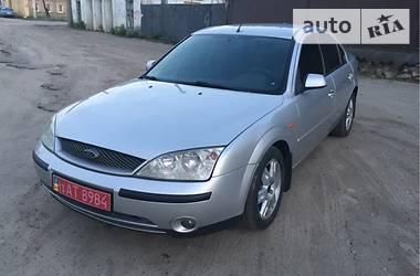 Ford Mondeo CHIA 2003