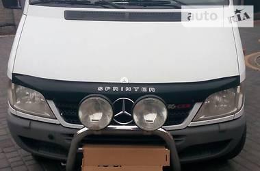 Mercedes-Benz Sprinter 316 груз. Maxi 2006