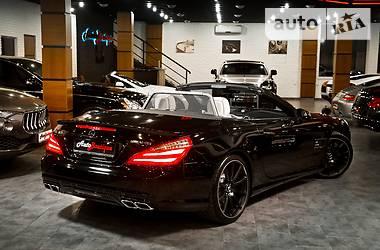 Mercedes-Benz SL 63 AMG Performance 2013