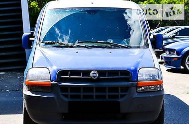 Fiat Doblo груз. 1.9 2001