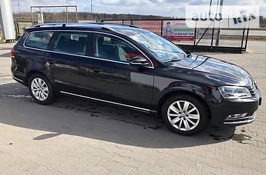 Volkswagen Passat B7 Business Comfortline 2012