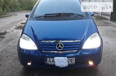 Mercedes-Benz A 140 ELEGANCE 1998