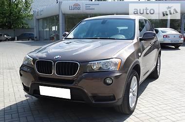 BMW X3 2.8 xdrive 2012