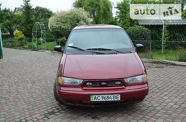 Ford Windstar 1998