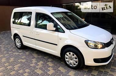 Volkswagen Caddy пасс.  LIFE ORIGINAL 2011